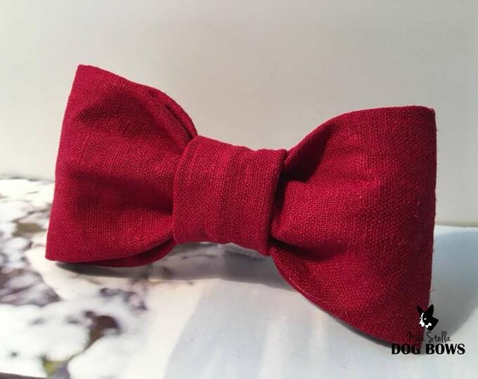 Red Linen - Original