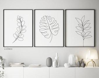 Living room art   Etsy