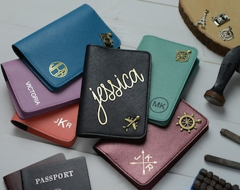 Personalized Passport Cover b4108c0a3