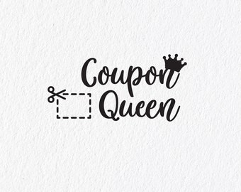 Coupon Svg Etsy