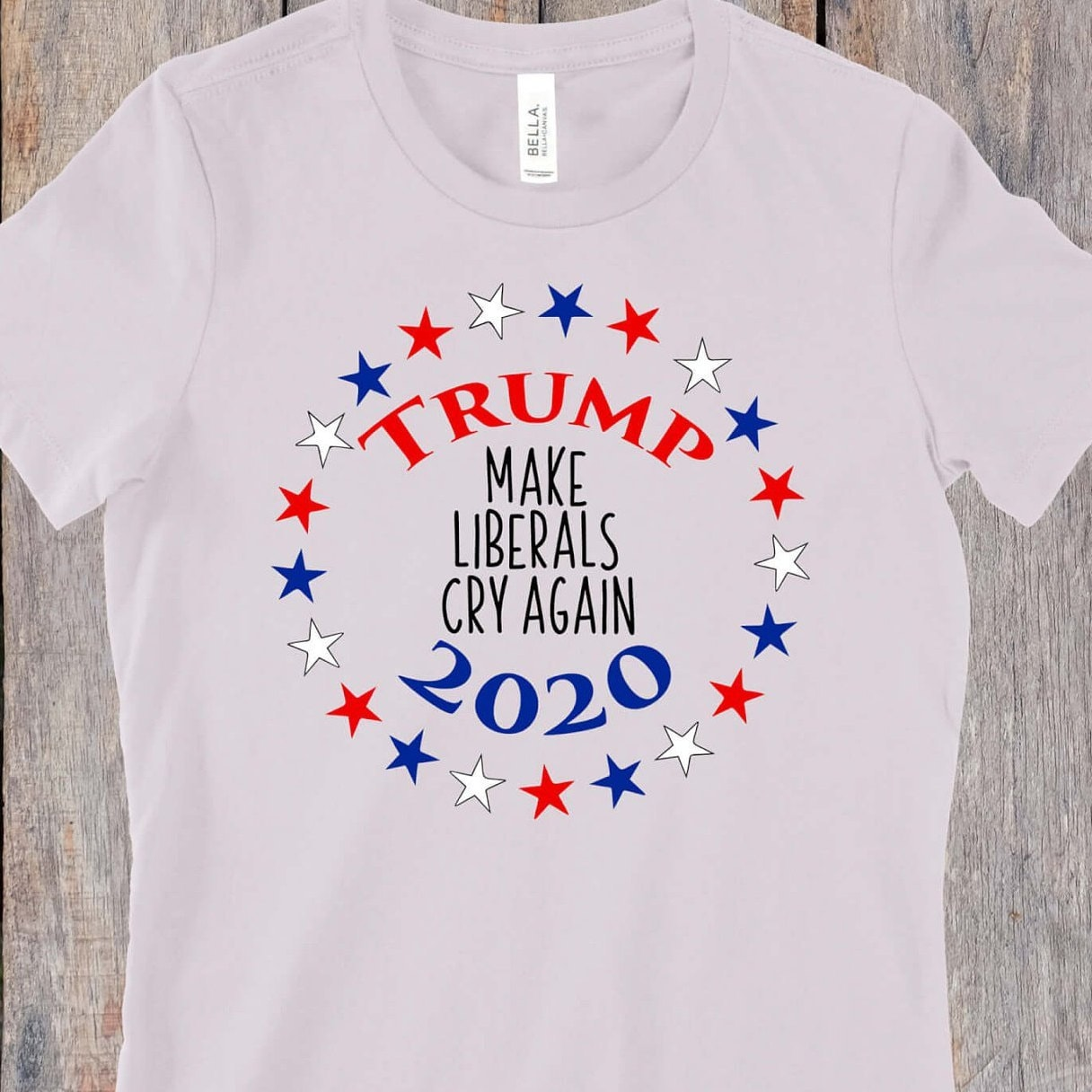 1c235124e Trump 2020 Make liberals cry again Cricut and Silhoutte SVG | Etsy