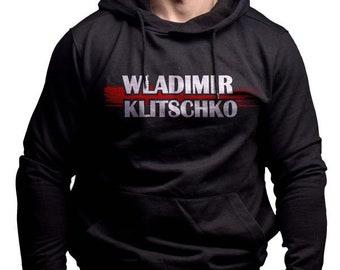 Wladimir Klitschko Custom Design Hoodie