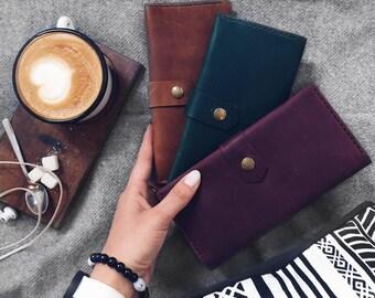 45fed56461 Minimalist wallet women