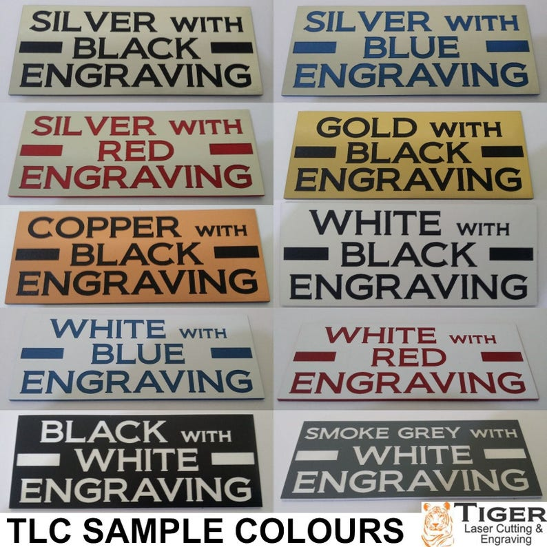No Soliciting Sign Plaque 30 Colours and 2 Medium Sizes