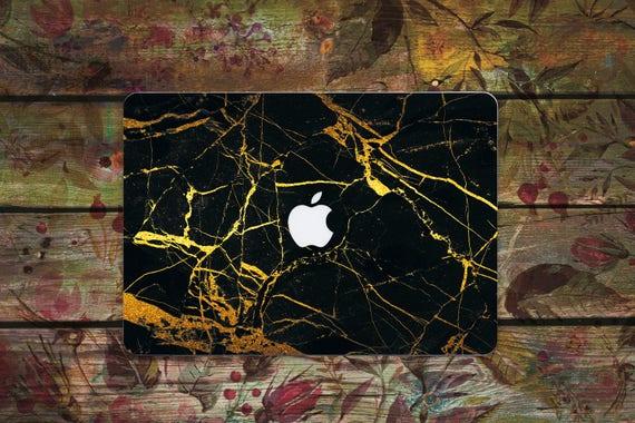 separation shoes 0a32e 77e01 Macbook Pro Case Macbook Air 13 Case Hard Macbook Case Pro 13 Laptop Case  Black Marble Macbook 12 Case Yellow Marble Case Macbook Pro 15