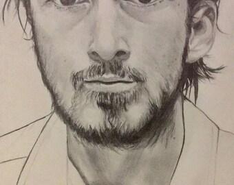 Ryan Gosling Drawing