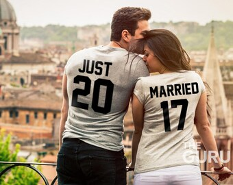 16bcd3fe Honeymoon shirts couples shirts funny couples shirts wedding shirts just  married shirts engagement gift wedding gift bride and groom shirts