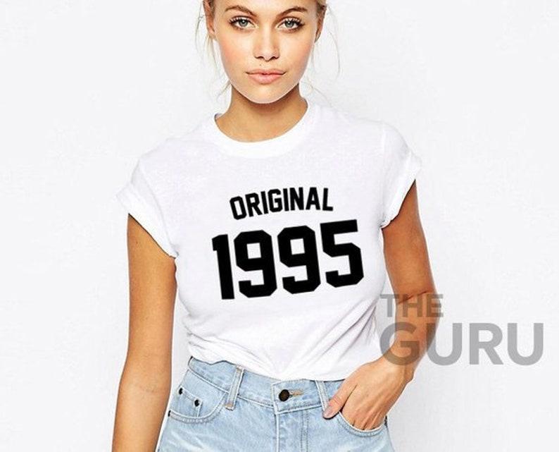 24th Birthday Shirt 1995 24