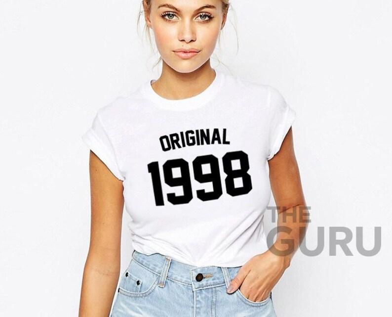 21st Birthday Shirt 1998 21