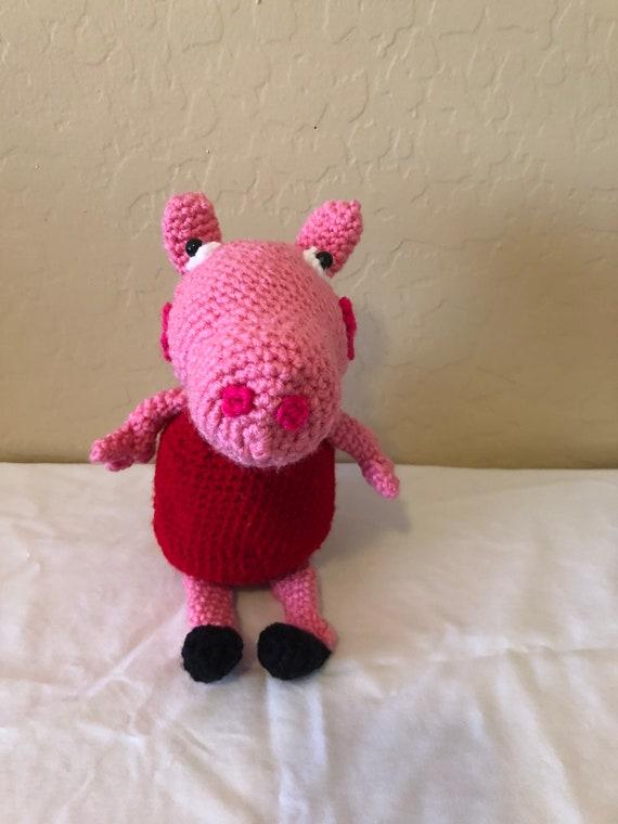 Peppa Pig Häkeln Etsy