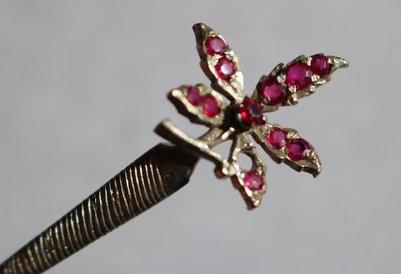 Antique Hairpin Jewelry from Ceylon - Kondakoora/H