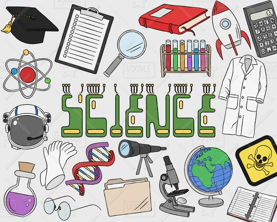 science clipart vector pack science doodles mad scientist etsy science clipart vector pack science doodles mad scientist clipart experiment clipart science graphics science stickers svg png file