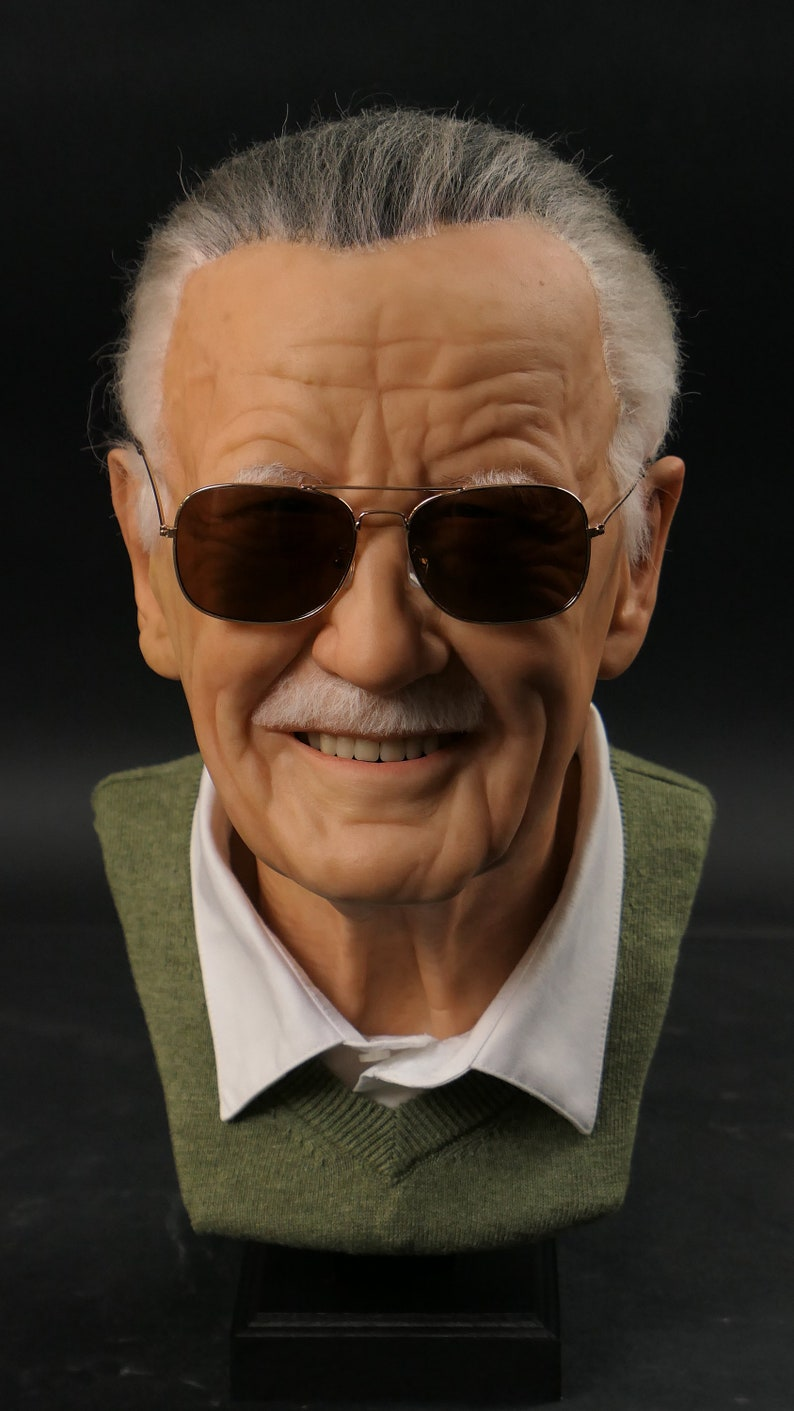 Stan Lee Life sized Sculpture image 0