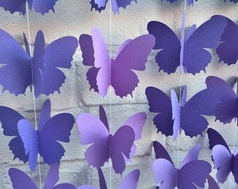 Purple wedding decor   Etsy