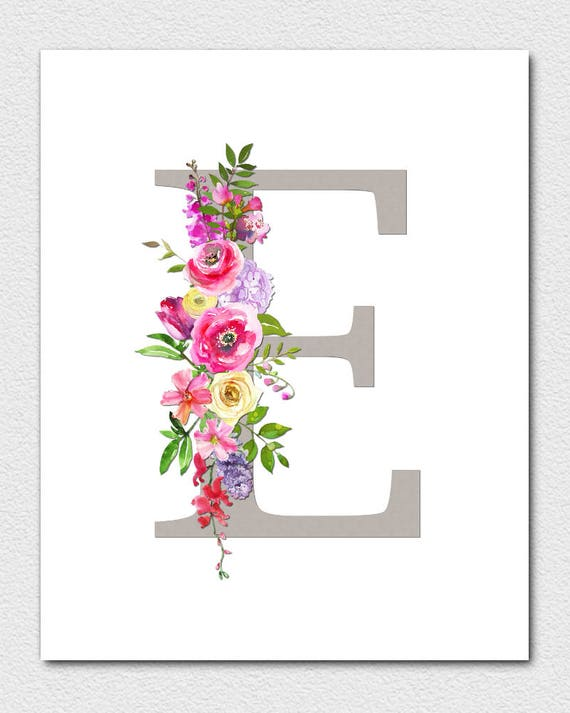 picture about Printable Monogram Letters identify Letter E Monogram, Floral Monogram, Nursery Monogram, Printable Monogram Letters, Initially Print, Letter E, Nursery Letters, Alphabet Letters