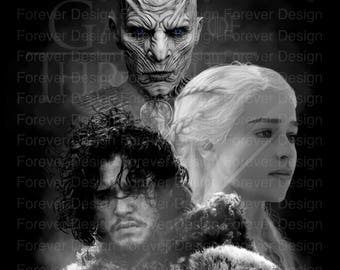 Game Of Thrones 'Winter' Poster
