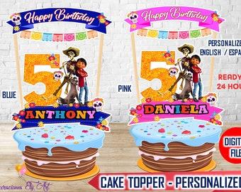 Disney Coco Cake Etsy