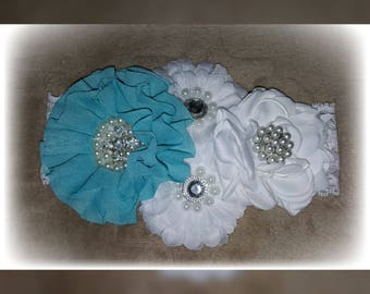 Fancy baby headband