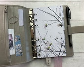 Personal Size Planner Dashboard - Protective Cover for your Ring Planner Inserts - Magnolia Twigs