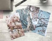 Personal Spring Planner Dividers, Photographic Side Tabs. Organise your planner with custom headings. Filofax, LV MM Agenda & Kikki K Med