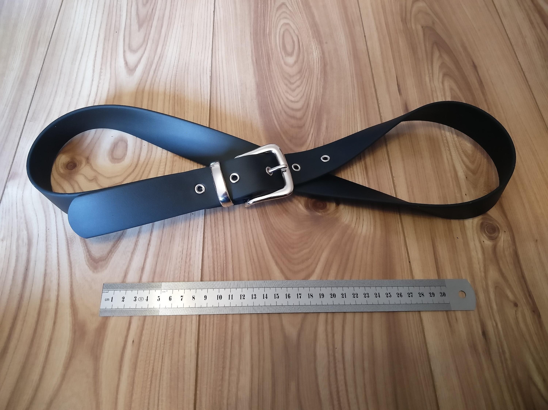Vegan Friendly Heavy Duty Rubber Belt