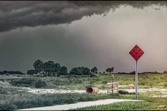 Limited edition, fine art print, giclee print, color photography, landscape  photograph, nature photography, florida storm, summer, weather