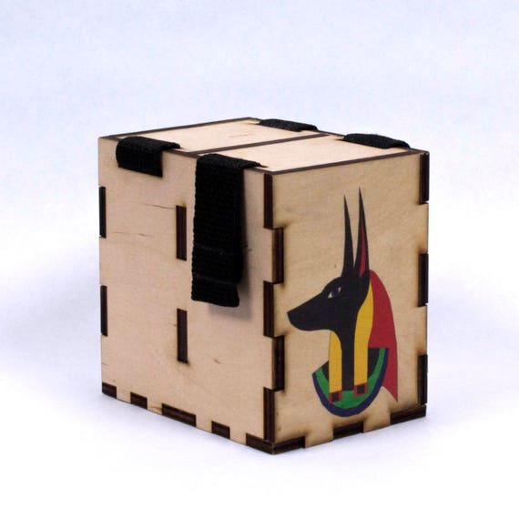 Double jeu Card Box
