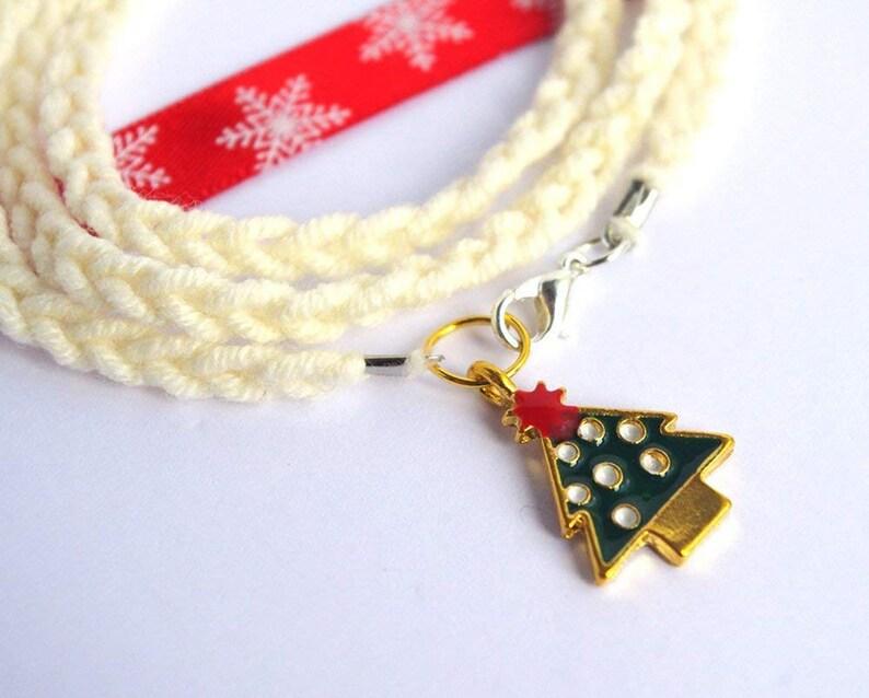Christmas bracelet  Santa Claus Tree Gift   Christmas Eve image 0