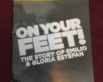2017 Broadway Get On Your Feet Playbill