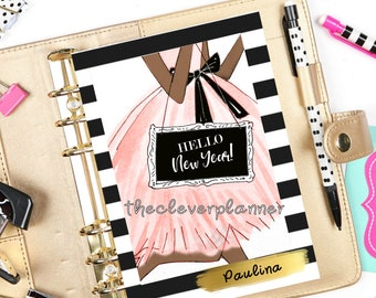 african american planner dashboard for your agenda gm mm pm kate spade agenda a5 a6