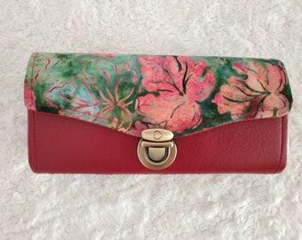Wallet / women's wallet / necessary clutch wallet