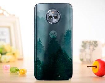 Moto G5 case, G6 plus, G5s case, forest case, E4 case, G5s plus, G5 plus case, Z Droid case, Z Play Droid, Z Play case, Z3 Play, Z2 Force