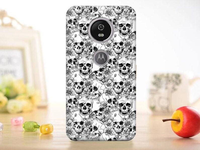 Moto Z2 Play, X Play case, skulls case, Droid Maxx 2, Moto X Force, Droid  Turbo 2, E4, Droid Turbo case, G5s case, E4 plus, X4 case, g5 plus