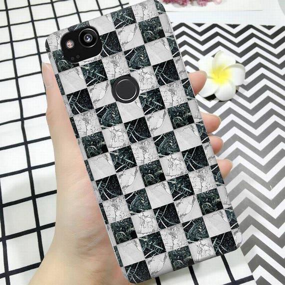 Noir marbre cas, Pixel 2 cas, couverture Pixel, cas de marbre, gris, 2xl Pixel, Pixel xl, Pixel, Pixelcase en plastique, dur Pixel cas en marbre