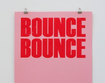 A2 Bounce Bounce (Pink)