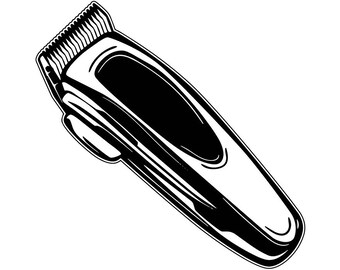 barber clippers svg - 340×270