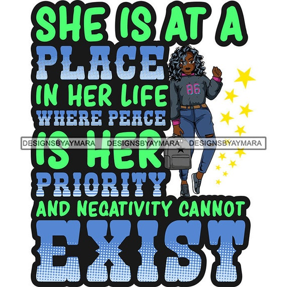 Afro Lola Life Boss Quotes Svg Goddess Queen Melanin Popping Nubian Lady Diva Jpg Png Vector Clipart Cricut Silhouette Circuit Cut Cutting