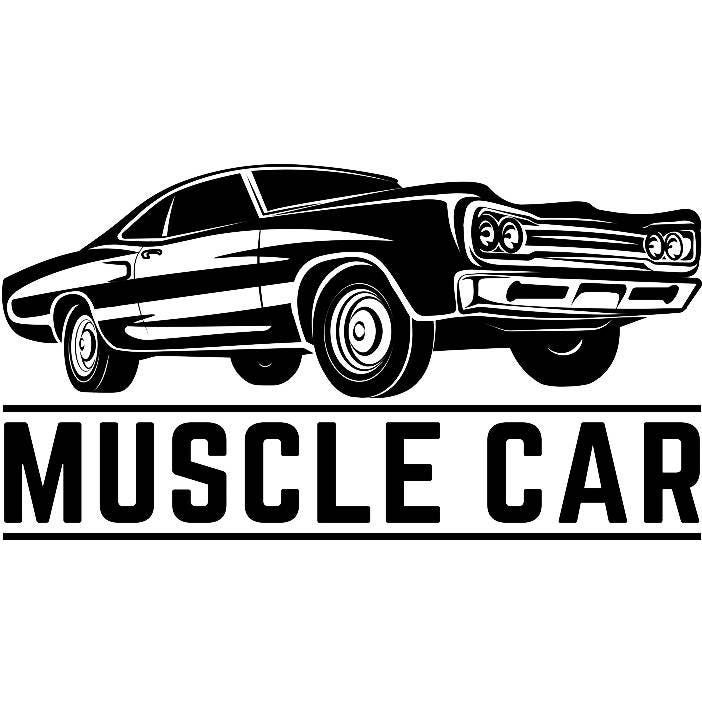 Muscle Car Antique Old Classic Retro Transport Automobile Etsy