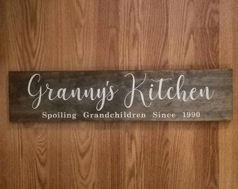 Granny\'s kitchen | Etsy
