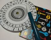 Cipher Wheel Coded Messag...