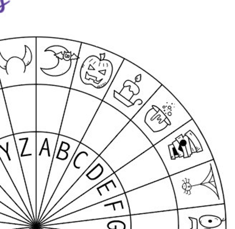 Cipher Wheel Halloween Party Games Spy Gear Escape Room