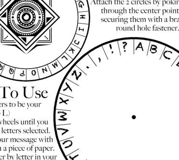 photo regarding Printable Cipher Wheel named Cipher Wheel, Spy Bash Printables, Escape Place Recreation, Decoder Wheel, Top secret Consultant Occasion Favors, Encryption, Concealed Information Video game Code Breaker