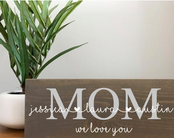 Mum Off Duty Plaque // Sign // Gift Mothers Day Kitchen  268 Go Ask Dad!
