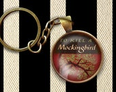 To Kill a Mockingbird Pin, Magnet, Keychain, or Necklace