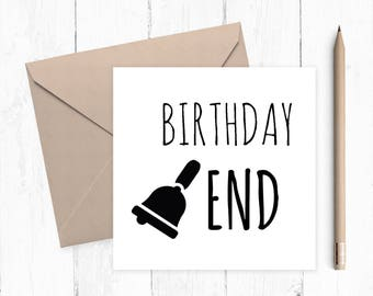 Free naughty cards etsy birthday bellend card free delivery m4hsunfo