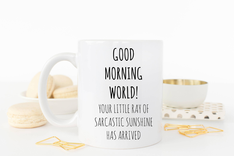 Hottest Good Morning Fuck Face Mug