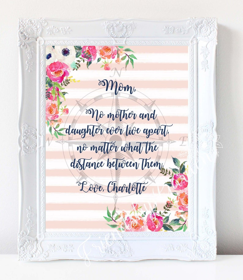 Mom Gifts Personalized For Birthday Gift