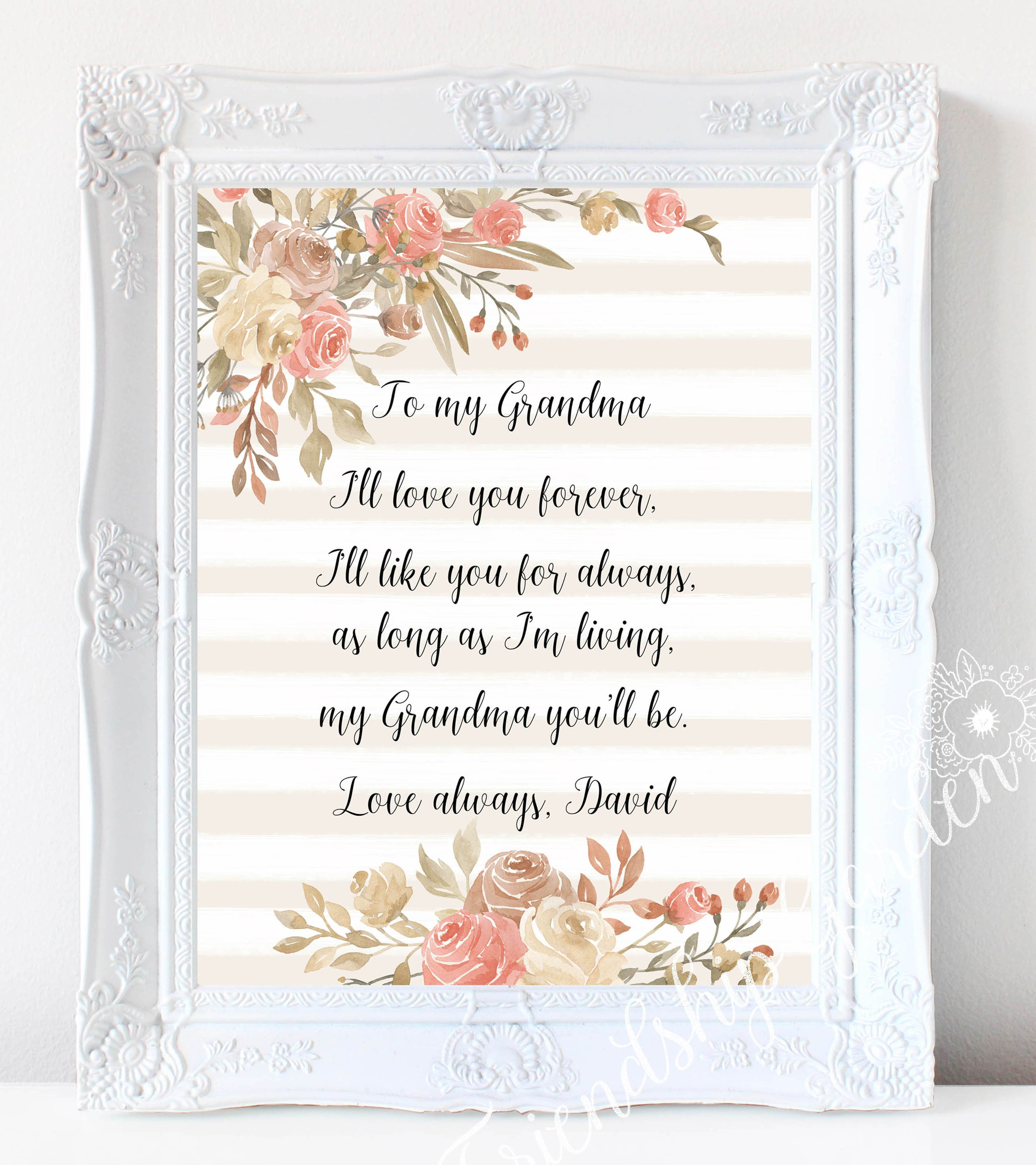 Grandma Gift for Grandma Grandma Name Grams Opa Yaya Nana Nanny Grandma Keychain Mothers Day Gift Grandma Birthday Gift Grandma Christmas