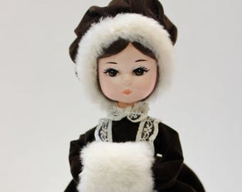Vintage Bradley Doll Darlin's of the Month Miss January