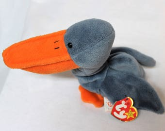 Ty Beanie Baby Scoop the Pelican